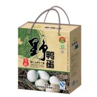国丹-有机野鸭蛋礼盒20枚
