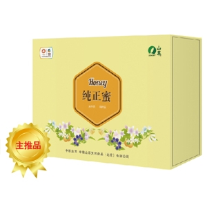 """中粮—山萃""""田园蜜语""""蜂蜜礼盒"""
