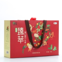中粮山萃臻萃果仁果干礼盒