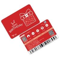100元生日蛋糕卡
