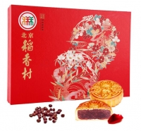北京稻香村—京城秋韵月饼礼盒