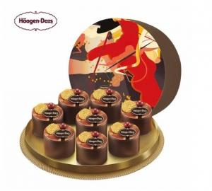 哈根达斯-金尊月饼券