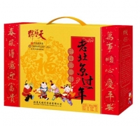 天福号老北京过年熟食礼盒1550g