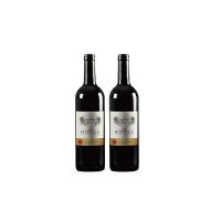 中粮名庄荟法国-希娜拉干红珍藏葡萄酒双支礼盒 (中粮原瓶进口)