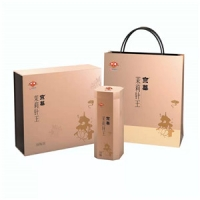 京华茉莉针王茶叶礼盒200g