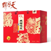 天福号天福传承熟食礼盒1310g